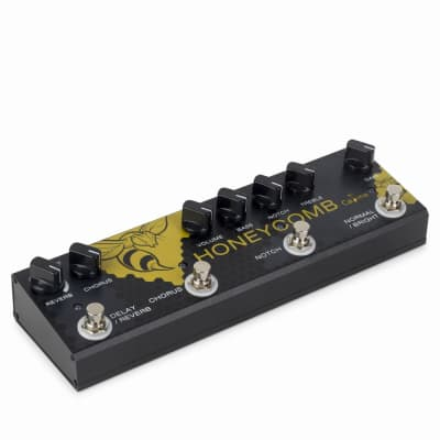 Caline CP-48, Honeycomb Multi Effect Pedals for Acoustic Guitar