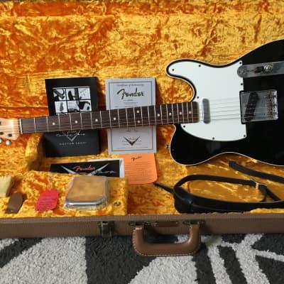 2005 Fender Telecaster Custom Shop Limited '63 Journeyman Relic - Black / Rosewood for sale