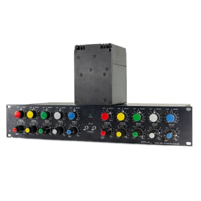 GML 8200 2-Channel Parametric Equalizer with Power Supply