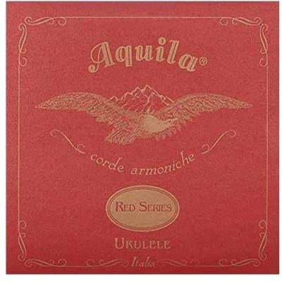 Aquila Red Series Ukulele Strings - 83U Soprano High G
