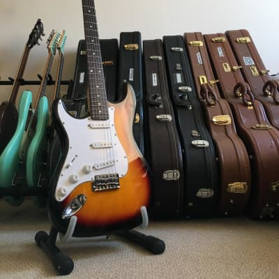 Legend Stratocaster LH Lefty Left Handed for sale