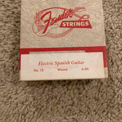 Fender Strings 1950's