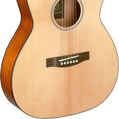 James Neligan   BES-A N    Bessie Series Acoustic Auditorium, Solid Spruce Top, Natural for sale