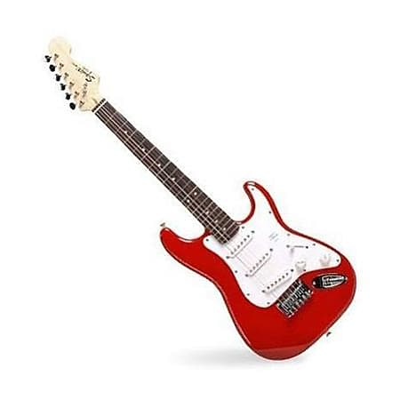 squier by fender mini stratocaster beginner electric guitar reverb. Black Bedroom Furniture Sets. Home Design Ideas