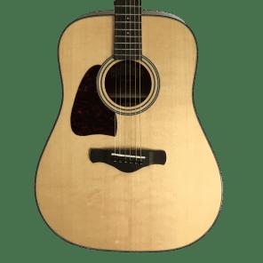Ibanez AW400LNT Artwood Series Acoustic Guitar Natural