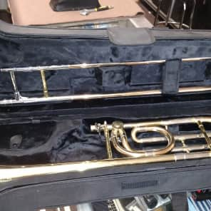 Blessing BTB-88 Artist Series Trombone w/ Traditional Wrap F Attachment