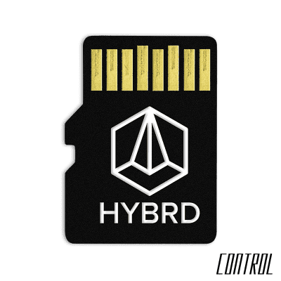 Tiptop Audio ONE Sample Card - HYBRD