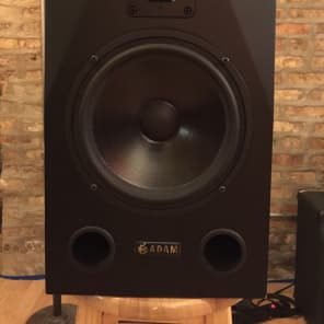 ADAM Audio P22-A Active Nearfield Monitor (Single) Black
