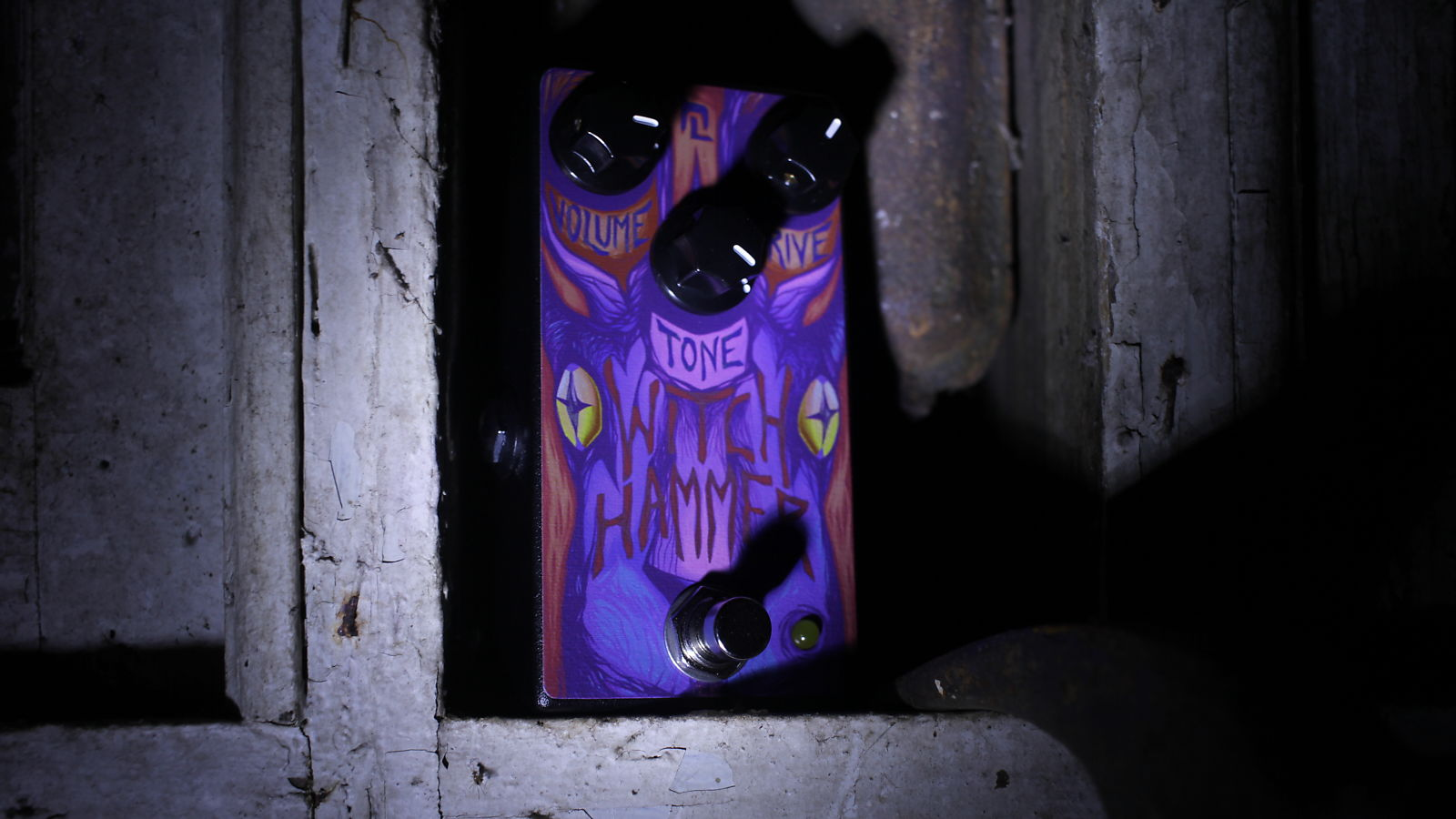 Haunted Labs Witch Hammer (Transparent Overdrive)