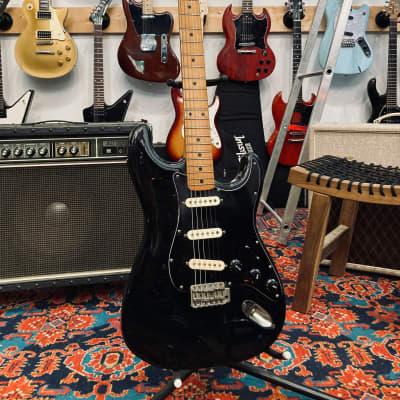 Thunder Super Sounds Stratocaster 1979 Black for sale
