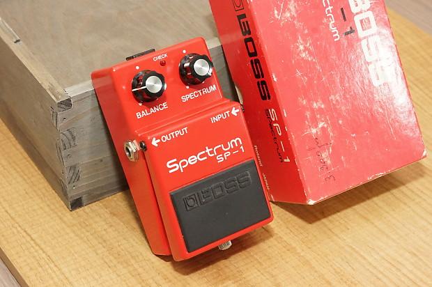 boss spectrum 1970 39 red guy 39 s gear outlet vintage reverb. Black Bedroom Furniture Sets. Home Design Ideas