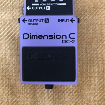 Boss DC-2 Dimension C w/ Box