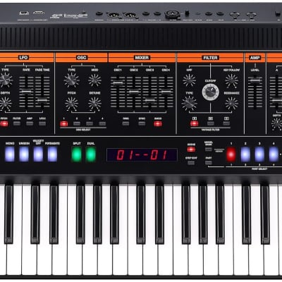 Roland Jupiter-X 61-Key Synthesizer