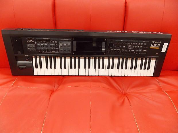 Roland Gw7 Workstation Keyboard : roland gw 8 61 key workstation keyboard reverb ~ Hamham.info Haus und Dekorationen