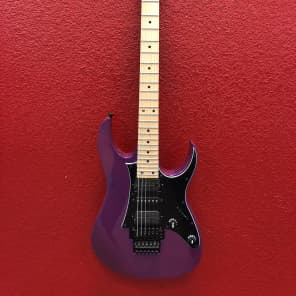 Ibanez RG550  Purple Neon, Genesis Collection, Free Shipping to Lower USA