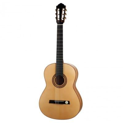 H̦fner HÌÐFNER HGL10 4/4 Konzertgitarre / Klassikgitarre Green Line for sale