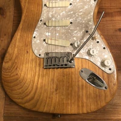 Fender Strat Plus Deluxe 1992 Lace Sensors Wilkinson TBX Schallers  Natural Ash for sale