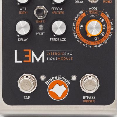 Mastro Valvola LEM - lysergic emotions module