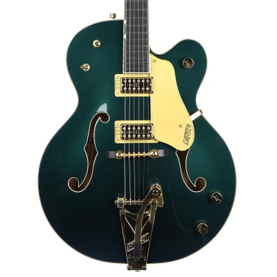 Gretsch G6196T59 Vintage Select Edition '59 Country Club Hollow Body, Cadillac Green Lacquer for sale
