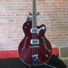 Gretsch G6073 Electrotone Hollowbody Bass Guitar image