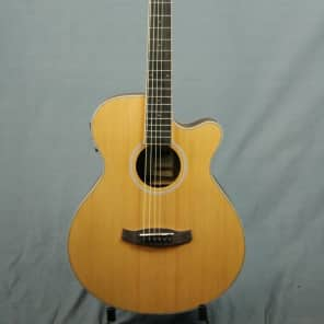Tanglewood DBT-SFCE-BW Discovery Spruce/Black Walnut Super Folk Cutaway with Electronics Natural Open Pore Satin
