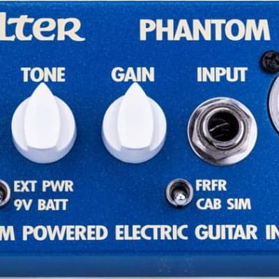 Quilter Labs Phantom Block Phantom Powered Electric Guitar Interface