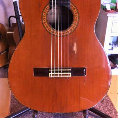 Belle Manuel Contreras modèle C2  de 1980 fabriquée en Espagne, tout massif palissandre/cèdre for sale