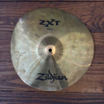 "USED Zildjian 14"" ZXT Trashformer Cymbal  (Ian Wallace Collection)"