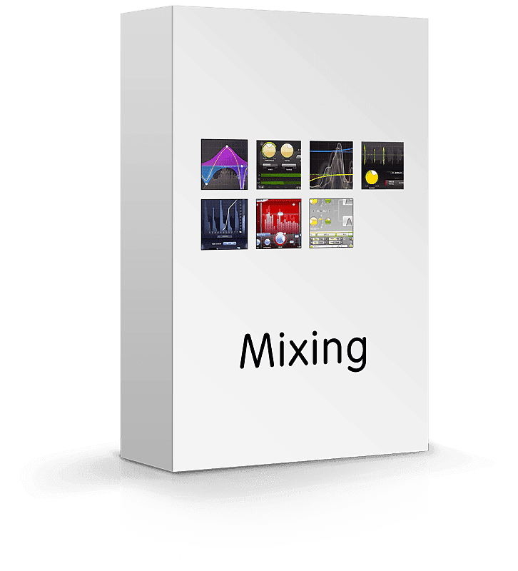 Fabfilter Mixing Bundle Pro Q 2, C 2, DS, G, Saturn, Timeless 2