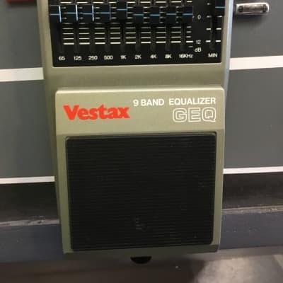 Vestax  GEQ for sale