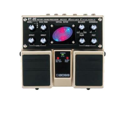 Boss RT-20 Rotary Speaker Sound Twin Pedal