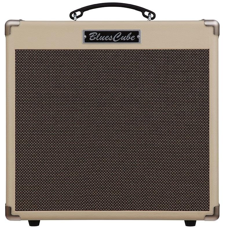 roland blues cube hot guitar amplifier vintage blond reverb. Black Bedroom Furniture Sets. Home Design Ideas