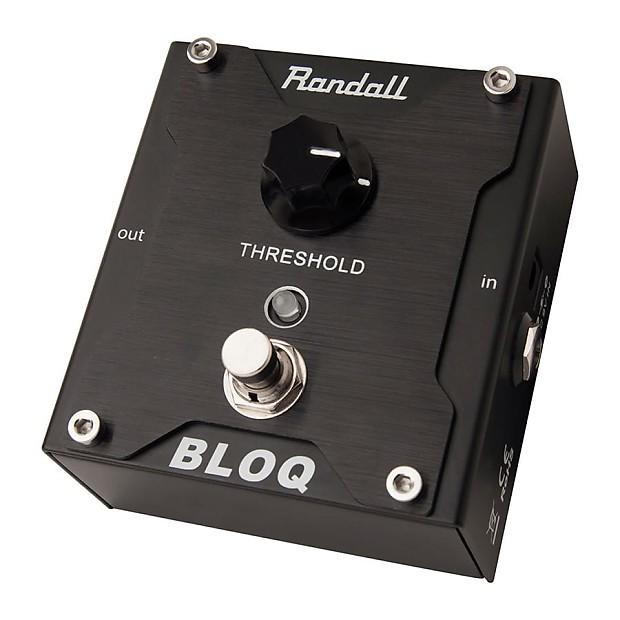 randall bloq dynamic noise gate guitar pedal audioride reverb. Black Bedroom Furniture Sets. Home Design Ideas