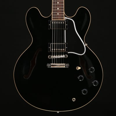 2011 Gibson ES-335 Dot Ebony - Used for sale