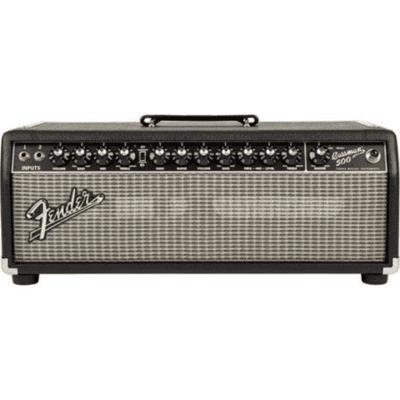 Fender Bassman 500 Hybrid Bass Head