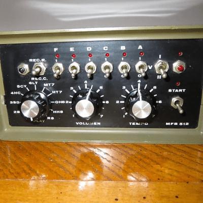 MFB 512 1980s