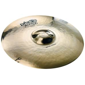 "Paiste 20"" Twenty Custom Metal Crash Cymbal"