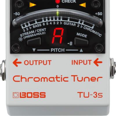 BOSS TU-3S Mini Tuner for sale