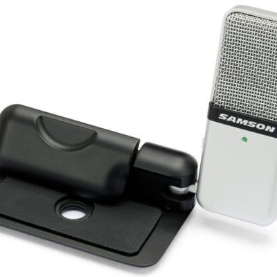 Samson GO-MIC Clip-On USB Condenser Microphone