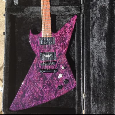 🔥BlOwOuT-SALE! the GOLIATH by Black Diamond USA Explorer Hand Crafted Purple / Black for sale
