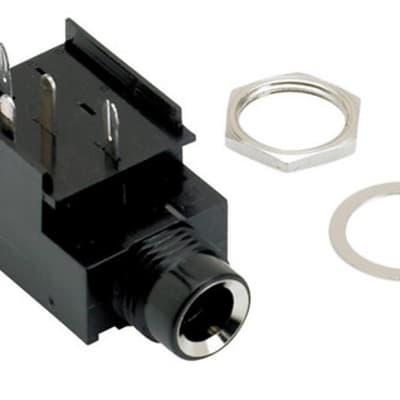 Fender 0990912000 4-Pin Mono Amplifier Jack