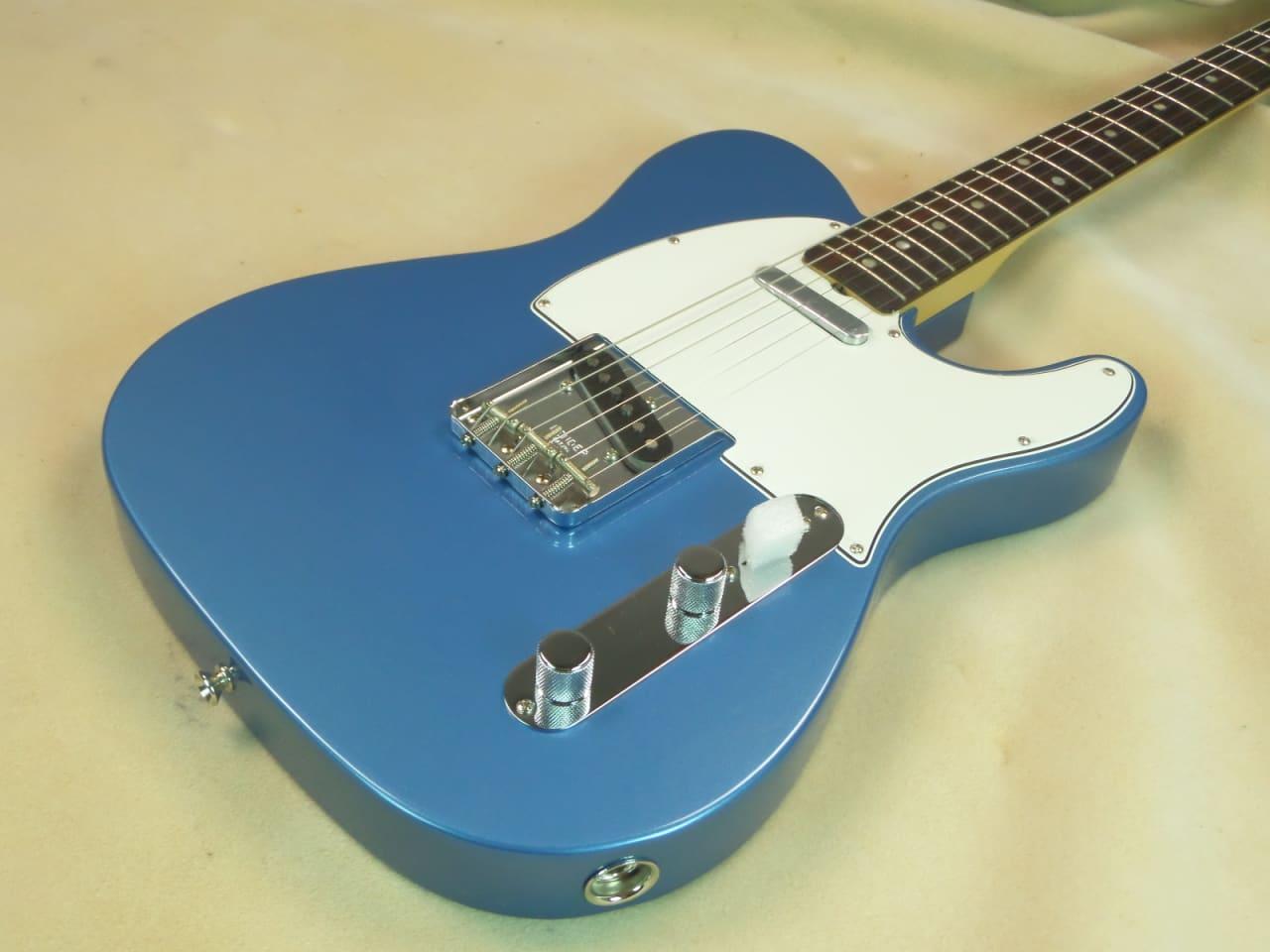 Fender American Vintage \'64 Telecaster - Lake Placid Blue | Reverb