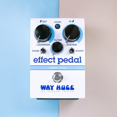 Way Huge Effect Pedal - Pedal Movie Exclusive