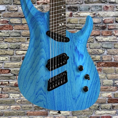 Ormsby SX Carved Top 7 - Run 10 - Maya Blue for sale