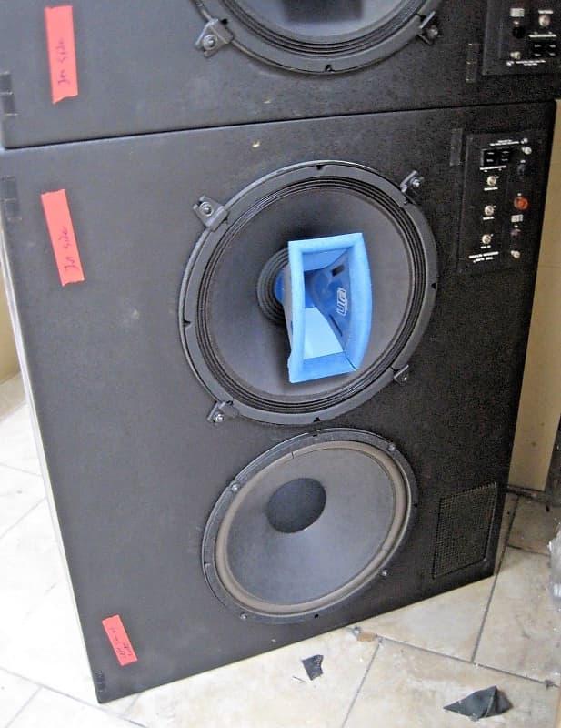 Urei 813B studio monitors - PAIR - A Rare Find! 813 JBL - See Description