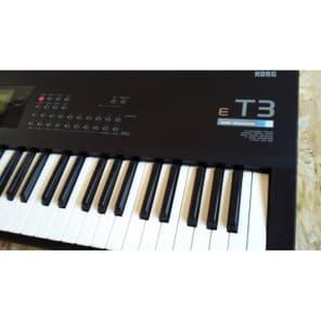 Korg T3 Ex workstation synth 61 keys