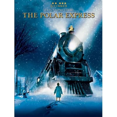 5 Finger Selections from The Polar Express (Easy Piano Songbook)
