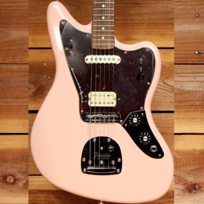 Fender 2019 Player Jaguar FSR Rare Shell Pink Clean! 00591