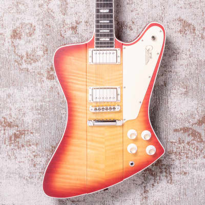 Kauer Banshee Deluxe Cherry Burst for sale