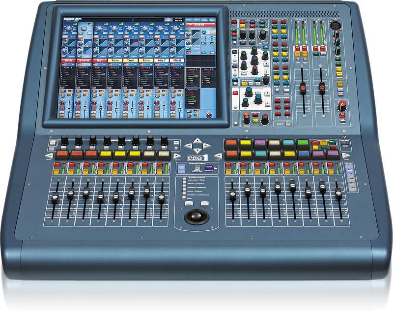 Midas Pro1 Ark Audio Visual Reverb